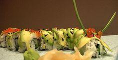 Dragon Sushi Roll Specialty Maki