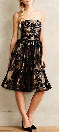 little black dress #anthrofave http://rstyle.me/n/sxfipn2bn