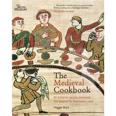 A mouth-watering collection of recipes inspired by Medieval manuscripts, and adapted for the modern cook.