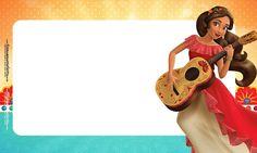 Elena de Avalor, una de las Princesas más recientes en lo que respecta a su estreno en Disney, ha llegado a Imágenes para Peques. Te dejamos una bonita colección de imágenes que podrás utilizar par… Princess Elena Of Avalor, Disney Princess, Disney Disney, Cartoon Bee, Disneyland Paris, Diy Party, Invitation Cards, Party Themes, Party Ideas