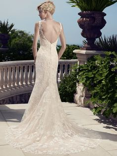 CASABLANCA BRIDAL GOWNS 2014 | Casablanca 2014 Spring Bridal Collection (III) | Fashionbride's Weblog