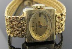 Ferro Jewelers - Watches | 1950'S 14KY UNIVERSAL WATCH