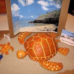 If you love beachy, coastal pumpkins then you will love these 20 Coastal Pumpkin Ideas that you can make for your self! Perfect for coastal fall decorating. Pumpkin Decorating Contest, Pumpkin Carving Contest, Pumkin Carving, Fall Decorating, Decorating Pumpkins, Holidays Halloween, Halloween Crafts, Halloween Decorations, Halloween Labels