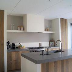 Projecten   RhijnArt Keukens uit Kesteren Kitchen Board, Eat In Kitchen, Contemporary Kitchen Design, Kitchen Trends, Interior Design Living Room, Home Kitchens, Kitchen Remodel, Sweet Home, House Design