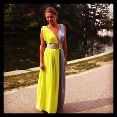 Dressed up...by Inesa Diujikov