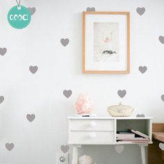 Little Hearts Wall Stickers Decals