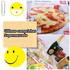 Ultimas Comprinhas de Supermercado de 2014.