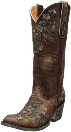 i burn, i pine, i perish <3 Old Gringo cowgirl boots, my love affair that I fear will never happen.