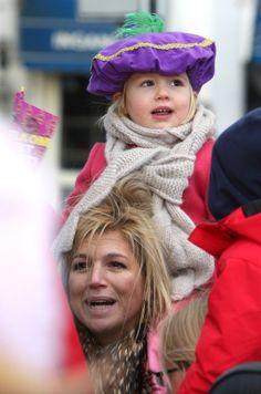 Intocht sinterklaas, Princesses Alexia, November 22, 2008