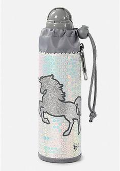Justice Unicorn Water Bottle NWT ~ Match To Justice Unicorn Backpack Unicorn Gifts, Cute Unicorn, Rainbow Unicorn, Unicorn Party, Unicorn Club, Unicorn Water Bottle, Cute Water Bottles, Unicorn Bedroom, Unicorns And Mermaids