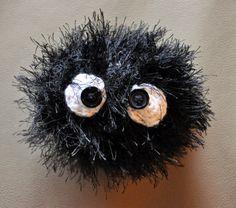 Un giocattolino simpatico fatto con amigurumi. Con le spiegazioni!