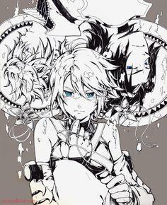 Kingdom Hearts Birth By Sleep Credits to the artist