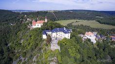 Rabštejn nad Střelou z dronu - www.skyworker.cz Castles in the Czech Republic