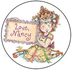 212 Best Fancy Nancy Printables