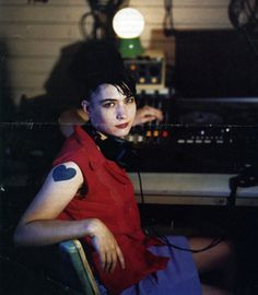 Kathleen Hanna (Bikini Kill, Le Tigre, The Julie Ruin)