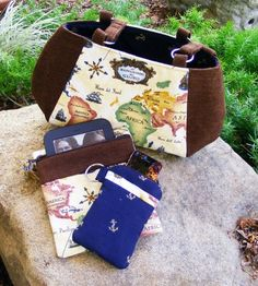 Gaila Designs Handbag Patterns are on Sale to Celebrate Mother's Day!