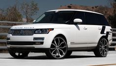When the Land Rover Range Rover of the current generation was debuted in 2013 with the much hyped aluminum-intensive body and also the weight it shed-a whopping 700 lbs not much excitement was shown. Ranger, Range Rover White, Suv 4x4, Tata Motors, Automotive Engineering, Super Sport Cars, Oui Oui, Car Wheels, Exotic Cars