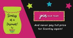 Scentsy will never be full-price again!  Want to learn more about Scentsy and our team, Just Getting Warmed Up?  Come and join our FREE, NO OBLIGATION Group at www.explorejgwu.com