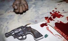 A gun is seen next to a body of an alleged drug pusher and user who was killed in an operation of the police in Manila in July Human Rights Council, Killed By Police, Human Rights Watch, National Police, Short Essay, Chief Of Staff, Research Paper, Student Work, Accusations