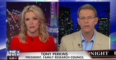 Megyn Kelly's Cozy Relationship With An Anti-Gay Hate Group Leader | Blog | Media Matters for America
