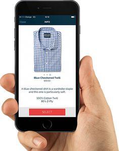 Prescription:  Trending.  #fashion Custom Men's Shirts.  Get the App...MTailor | Custom Shirts Starting at $69.00. #tech