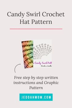 Love this sweet swirl crochet hat pattern for baby boy or baby girl. It is a beginner friendly pattern that has a brim and perfect as a gift for Summer or Spring Hat. I saw a beanie pattern of this hat. Gotta try this with a  wider brim! #crochethat #crochetpattern #beanie Newborn Crochet Hat Pattern, Beanie Pattern, Crochet Beanie, Crochet Hats, Disney Crochet Patterns, Crochet Patterns Amigurumi, Crochet Dolls, Doll Patterns, Fabric Dolls