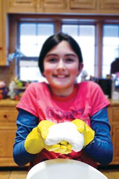 Child's Play: homemade mozzarella | Culture: the word on cheese