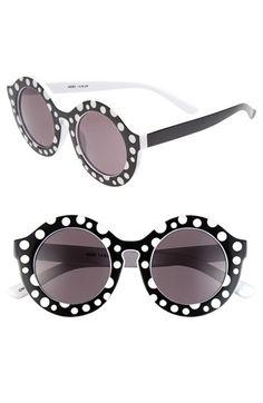 FE NY 'Blizzard' Sunglasses available at #Nordstrom