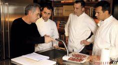 Ferran Adriá y Jamones Joselito presentan JoselitoLab