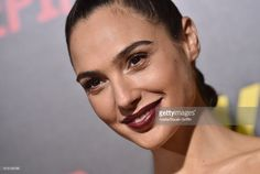 Actress Gal Gadot attends the premiere of 'Keeping Up with the Joneses' at Fox Studios on October 8, 2016 in Los Angeles, California.