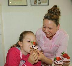 Cupcake, Kinder, backen