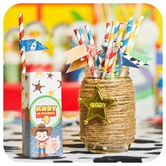 Toy Story Birthday Party Ideas | Photo 5 of 85