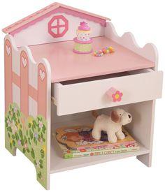 KidKraft 76257 Dollhouse Toddler Table