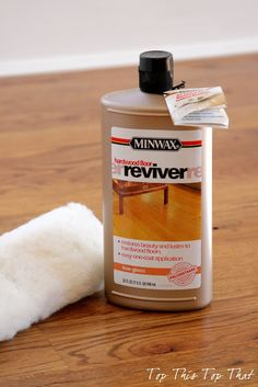 how to clean and shine hardwood floors diy projects pinterest. Black Bedroom Furniture Sets. Home Design Ideas