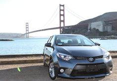 2014 Toyota Corolla update shows nice styling, connected tech