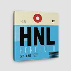 HNL - Canvas