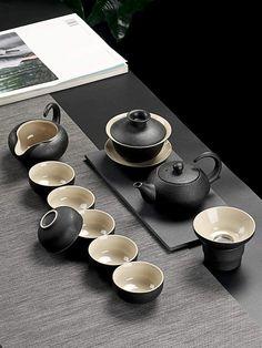 Ceramic Teapots, Glass Ceramic, Ceramic Cups, Best Iced Tea Maker, Asian Living Rooms, Japanese Tea Set, Tea Sets Vintage, Tea Culture, Brewing Tea