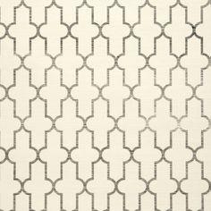 Moroccan Grasscloth Wallpaper, Black - mediterranean - wallpaper - Phillip Jeffries Ltd.