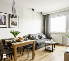 Salon, styl nowoczesny - zdjęcie od Anna Serafin Architektura Wnętrz