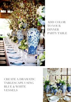 Blue and white, chinoiserie vase, carolyn roehm blue and white, mary mcdonald blue and white, aerin lauder blue and white