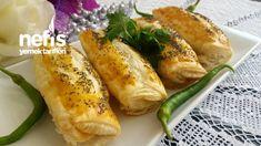 Pratik Kat Kat Mercimekli Börek (Harika) Hot Dog Buns, Hot Dogs, Bread, Ethnic Recipes, Food, Brot, Essen, Baking, Meals
