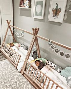 Toddler Baby Shared Room - Toddler baby shared room Toddler baby shared room ideas Toddler baby sharing room tips Baby toddler sharing room safety Toddler and baby sharing room decorating ideas Toddler girl baby boy shared room ideas Toddler and baby room Baby Bedroom, Baby Boy Rooms, Baby Room Decor, Nursery Room, Kids Bedroom, Bedroom Sets, Room Baby, Room Kids, Girl Nursery
