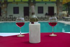 Marbco White Marble Wine Cooler Wine ChillerKitchen Utensil HolderWine AccessoriesGift Ideas -- Be sure to check out this awesome product. (This is an affiliate link) Kitchen Utensil Holder, Wine Chillers, White Marble, Red Wine, Alcoholic Drinks, Awesome, Link, Glass, Check