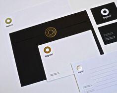 LAGOM DESIGN –– Branding & Design by Kelly Hyatt, via Behance