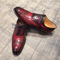 Vlad IV - 6982 goodyear : 390€ #jmlegazel #carlossantos #shoes #chaussures…