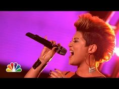 "▶ Tessanne Chin: ""Unconditionally"" - The Voice Highlight - YouTube"