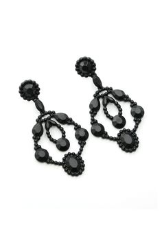 Beads Drop Earrings - Accessory - Retro, Indie and Unique Fashion