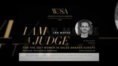 2017 Women In Sales Awards Judge Awards, Day, Women, Woman