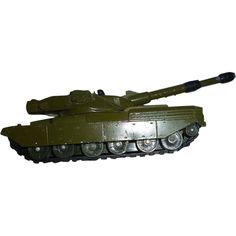 Dinky Toys- #683 British Army Chieftain Tank -1972-80