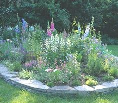 When building a garden path, use edging to keep it in place. Here's how to install various types of edging in your yard.